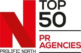 Prolific North Top 50 Agencies